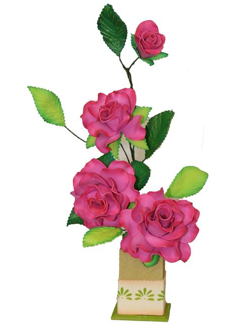 Variante de las rosas